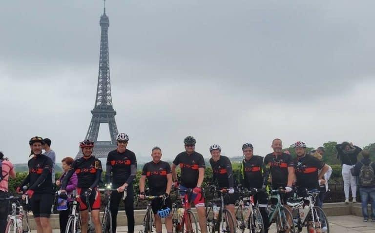 Biggleswade To Paris – 240 Miles Non Stop!