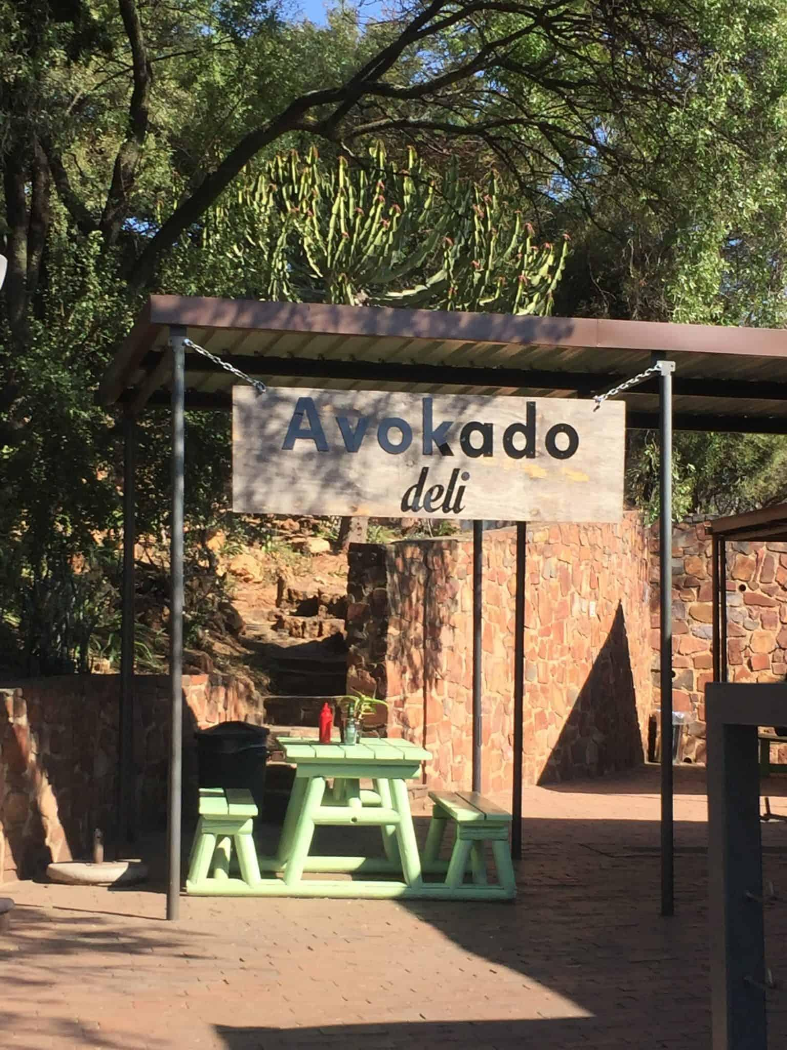 Avokado Deli, Voortrekker Monument