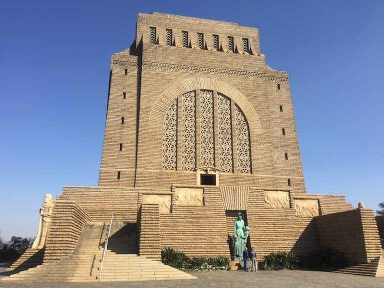 Visiting the Voortrekker Monument: A Complete Guide