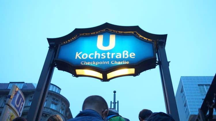 A Trip to Berlin | Checkpoint Charlie