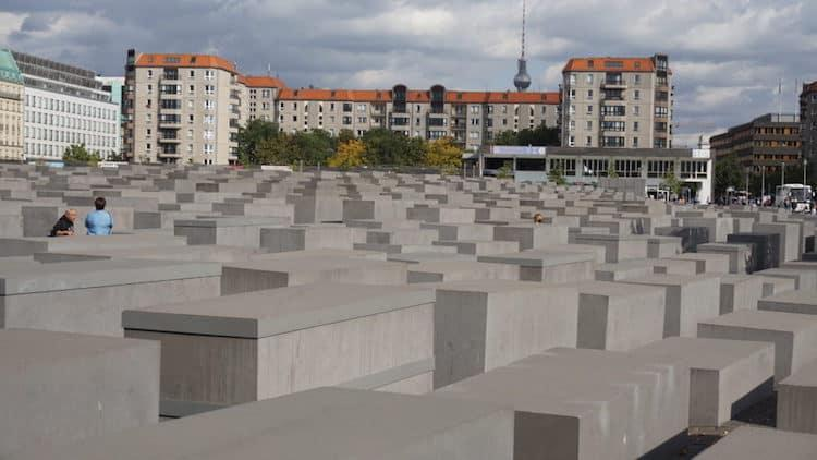 A Trip to Berlin | Holocaust Memorial
