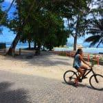 La Digue - Bicycle