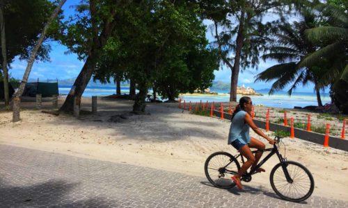 La Digue - Bicycle