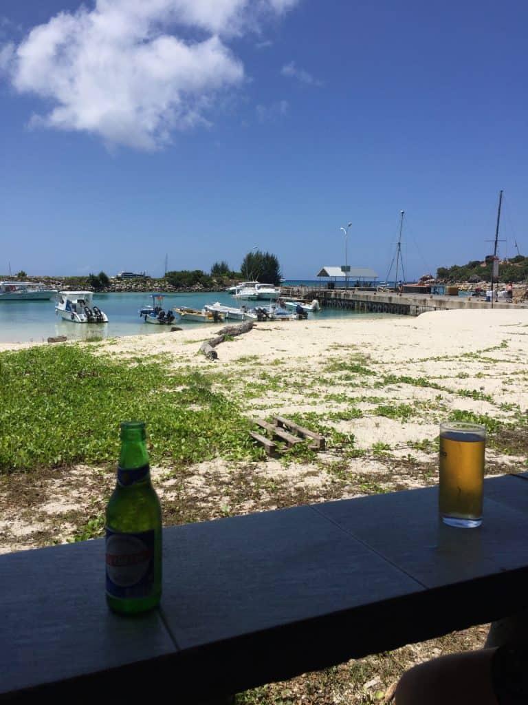 La Digue - Harbour Bar