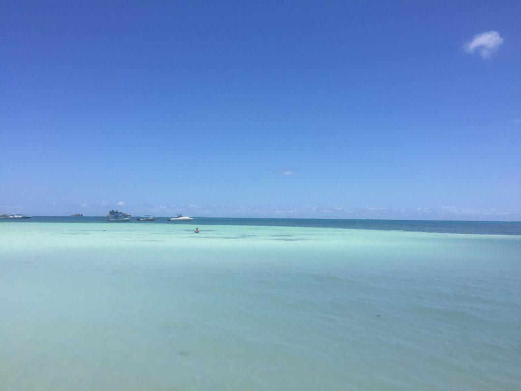 Anse Volbert Beach