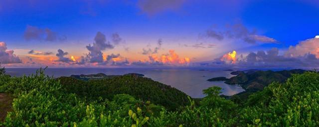 Zimbabwe | The Highest & most Picturesque spot on Praslin Island