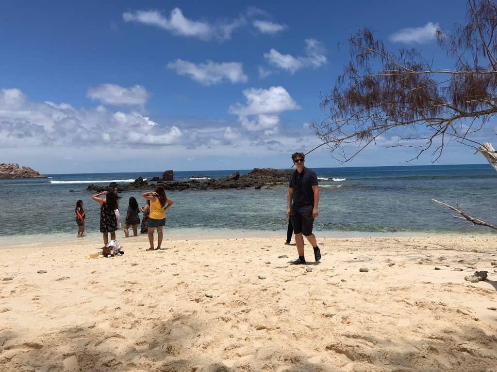 Cousin Island - Castaway!