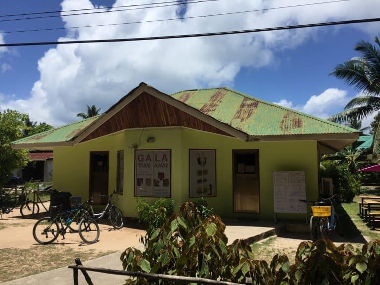 Gala Takeaway – La Digue Island