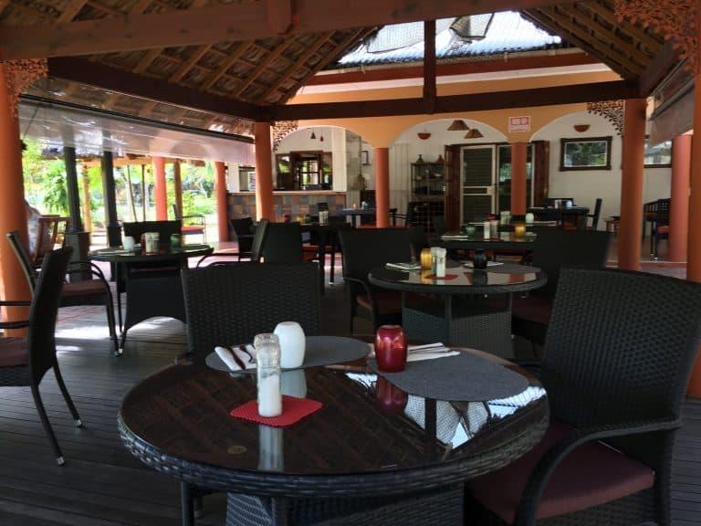 Paradisier Restaurant, Praslin Island