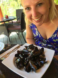 Paradisier Restaurant - Mussels