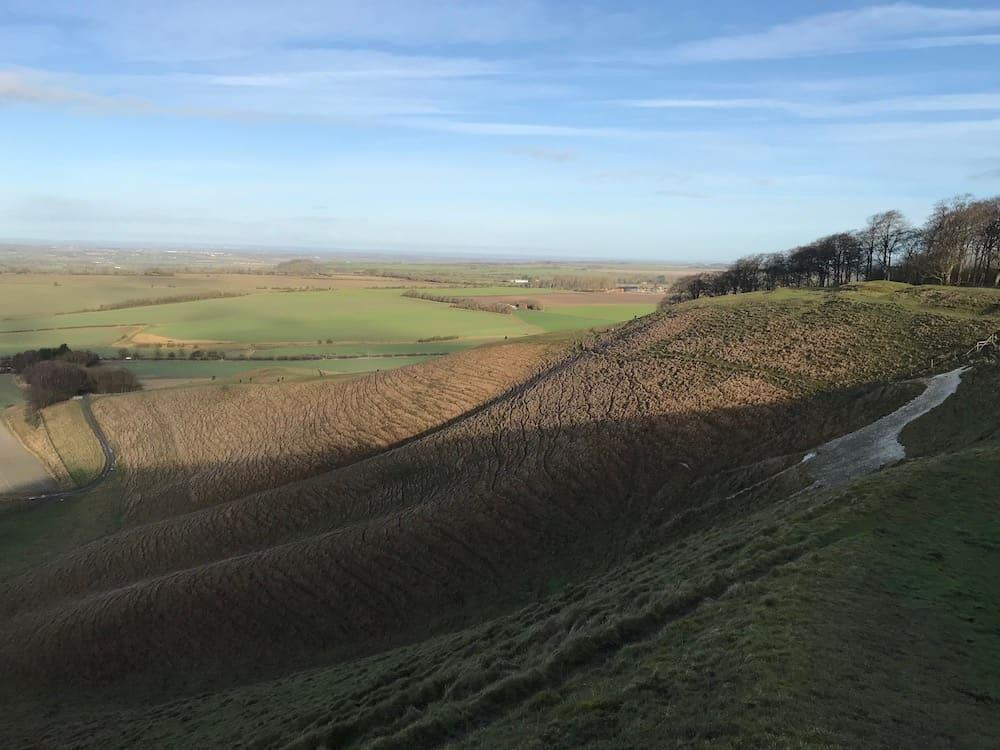 View from the Cherhill White Horse