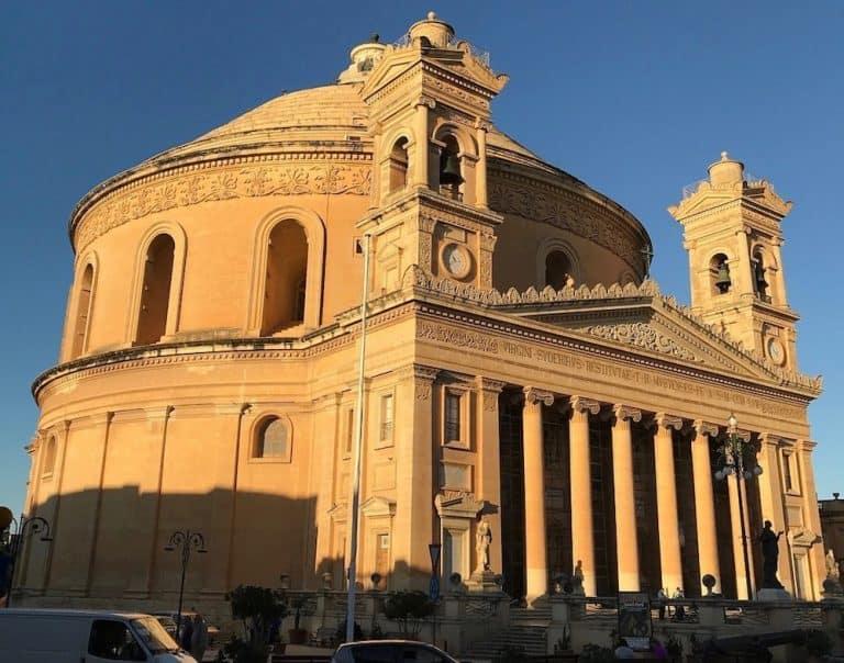 Rotunda of Mosta | Malta's Miracle Church of the Unexploded Bomb
