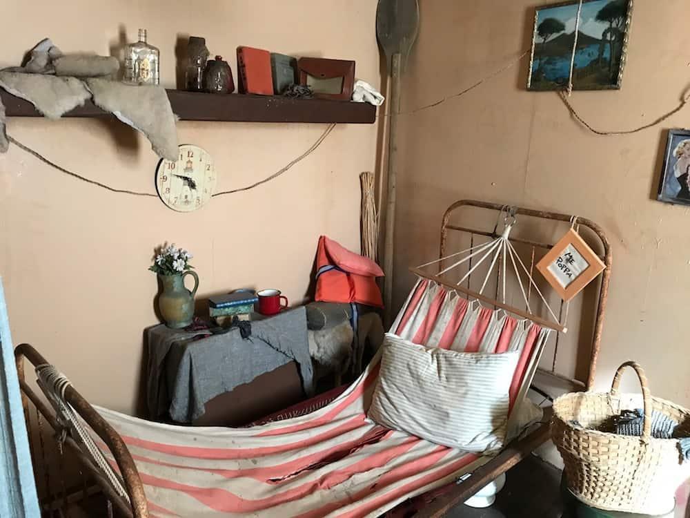 Popeye's Bedroom - Popeye Village, Malta