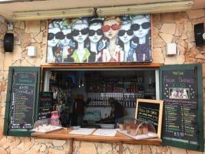 Sea View Cafe, Melleiha