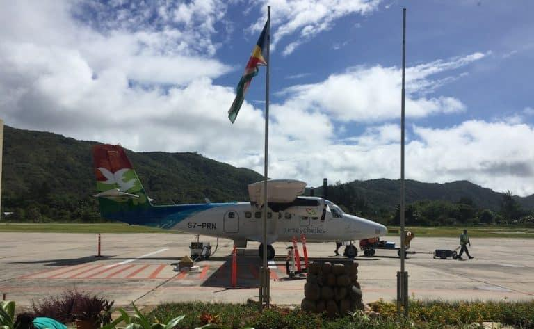 Praslin to Mahé Airport – Early Morning Transfers