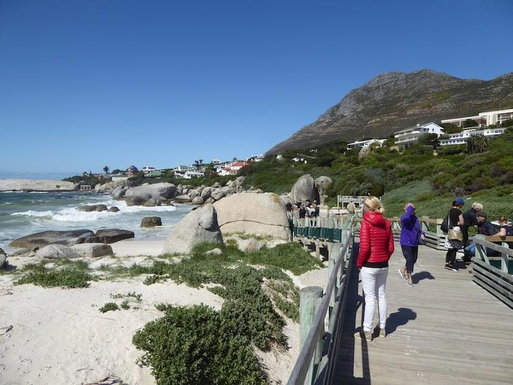 Boulders Beach Walkways