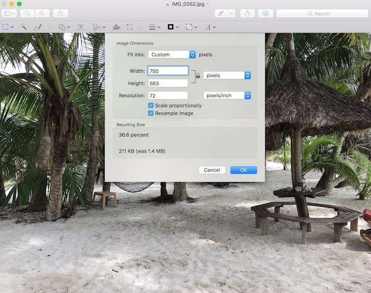 How To Resize Images before Uploading to WordPress (Video)