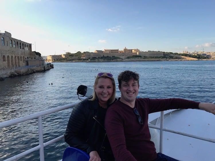 The Valletta Ferry