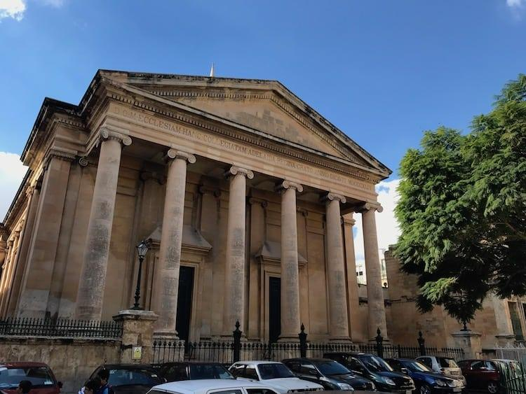 St Paul's Pro Cathedral, Valletta