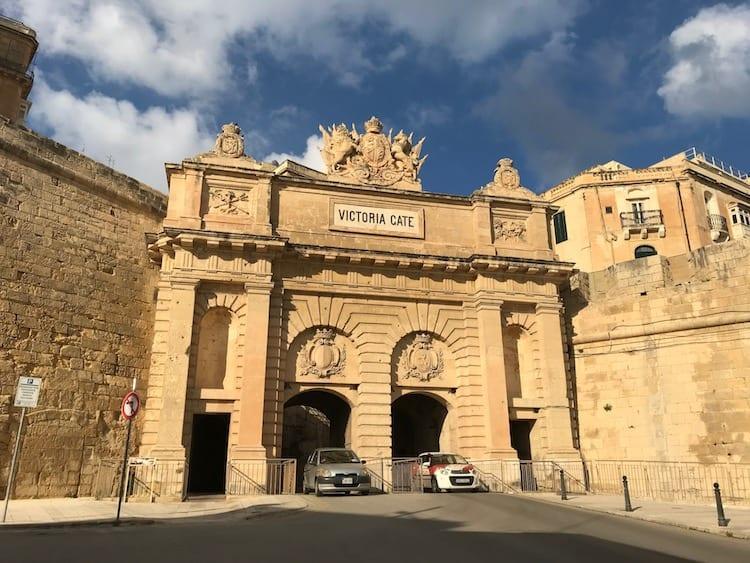 Victoria Gate, Valetta