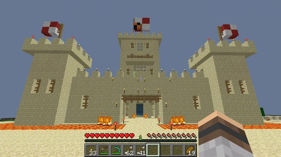 Selmun Palace | Malta's Real-Life Minecraft Castle