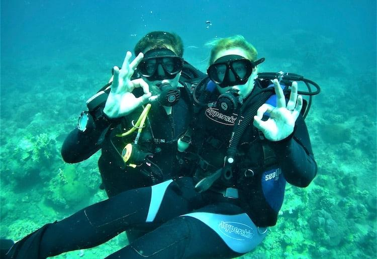Why Take a Sabbatical? Learning To Dive