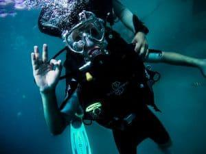 Why take a sabbatical? Become a dive master
