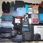 Detailed Packing List for 3 Months in Southeast Asia (♂ & ♀)
