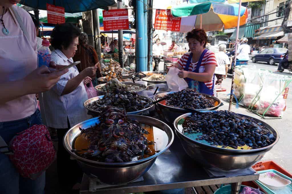 Sampeng Market (food)