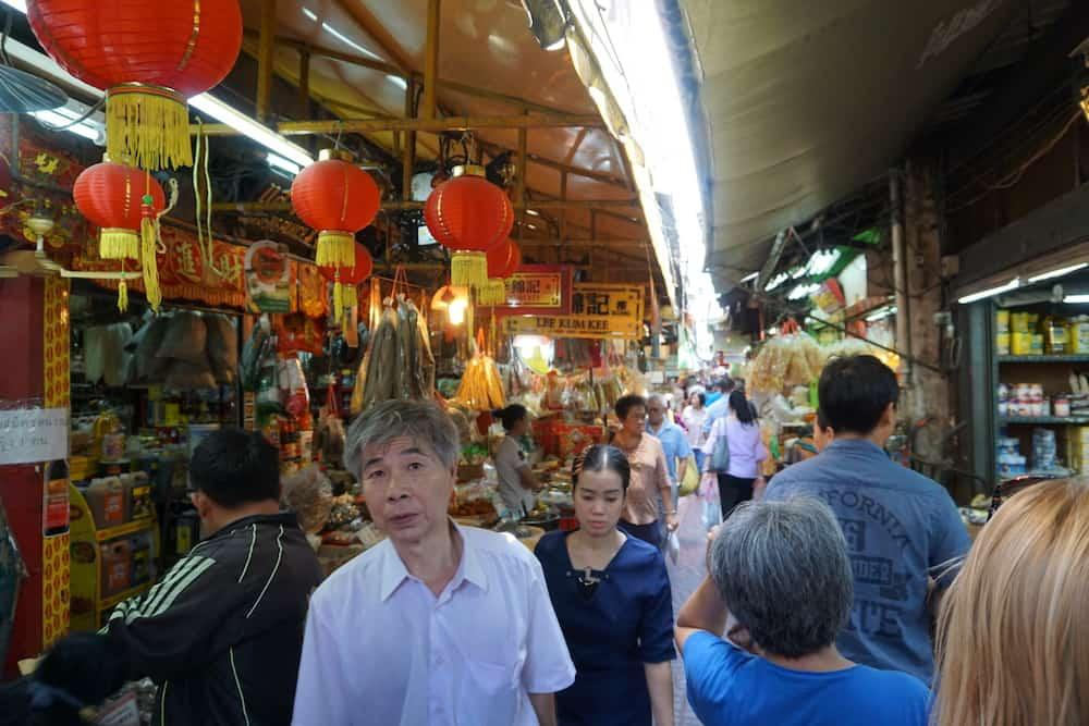 Sampeng Market Lanterns