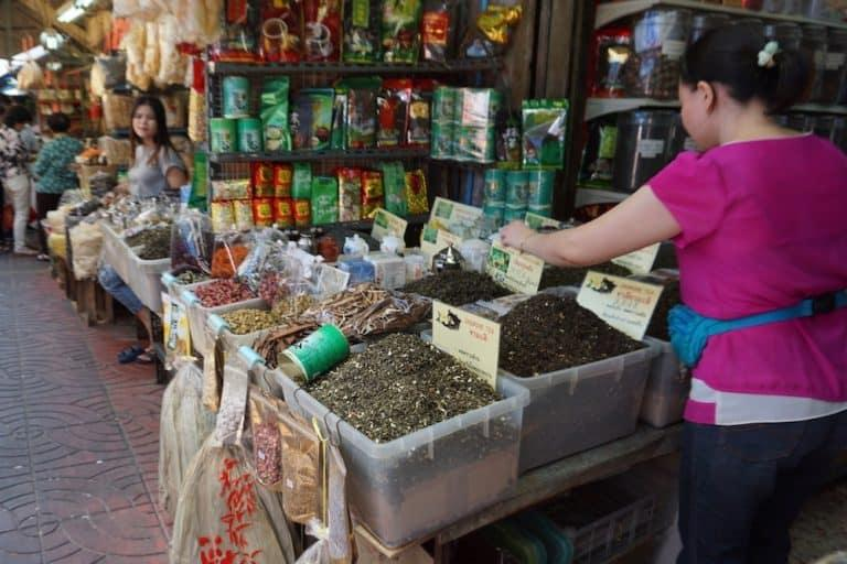Sampeng Market, Bangkok | From Coffee to Coffins & Everything Inbetween!