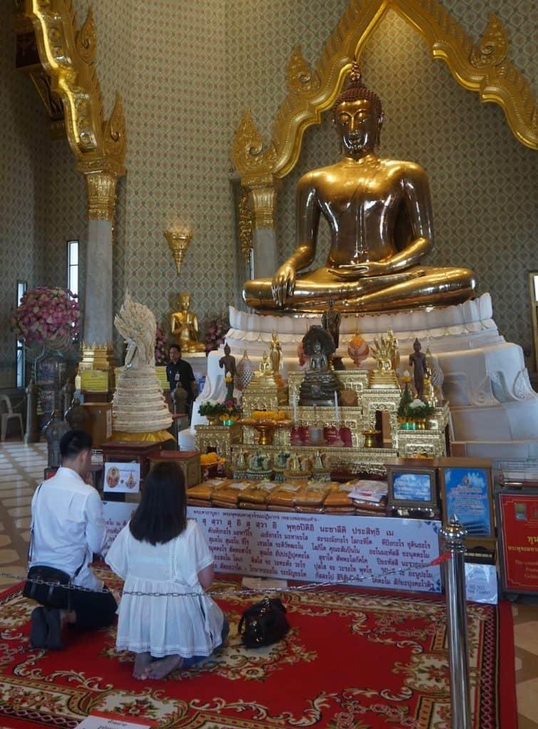 Sukothai Traimit Golden Buddha