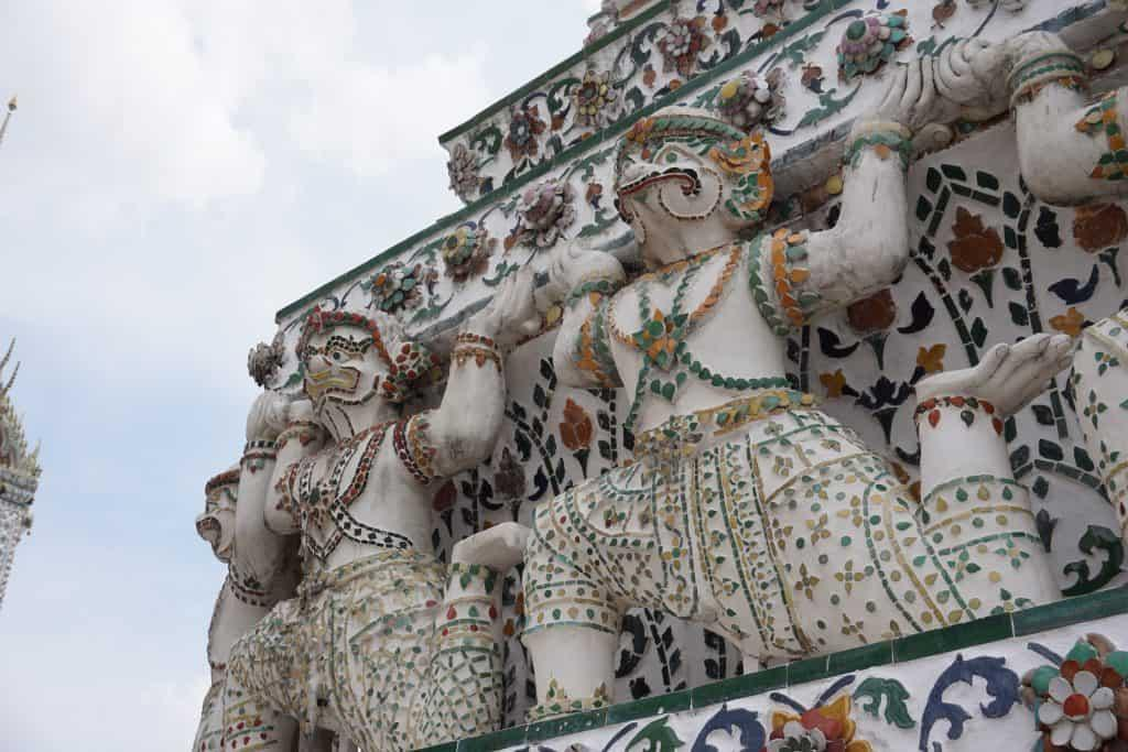 Wat Arun close up