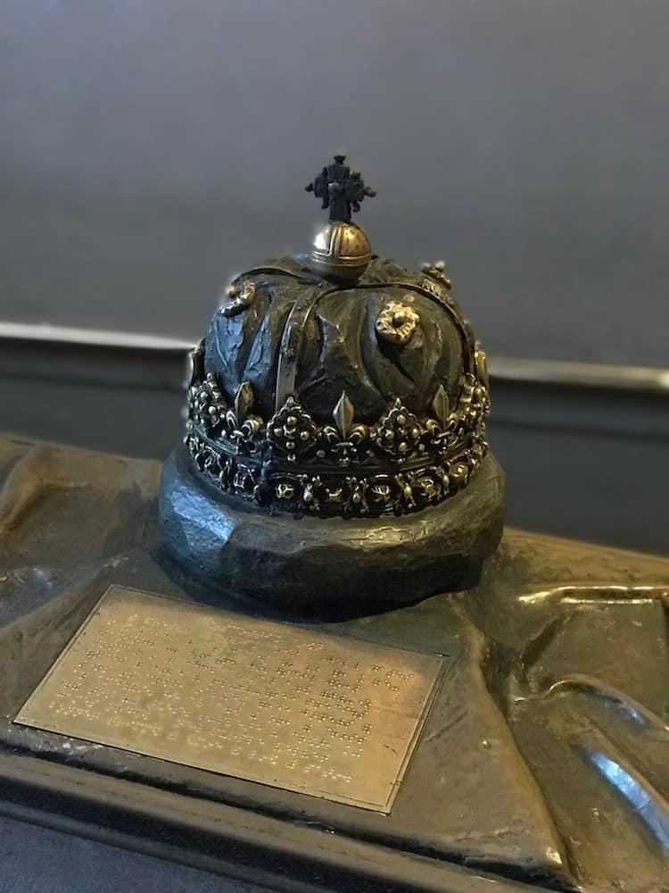 Edinburgh Castle - Crown Jewels