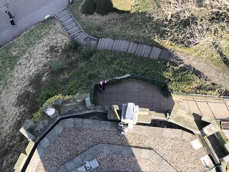 Nelson Monument Edinburgh