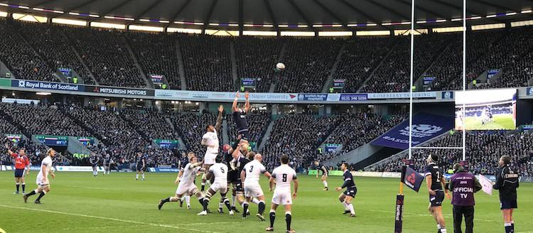 Murrayfield Calcutta Cup