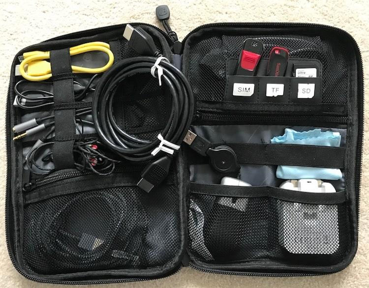 Southeast Asia Packing List - Cables and Accessories