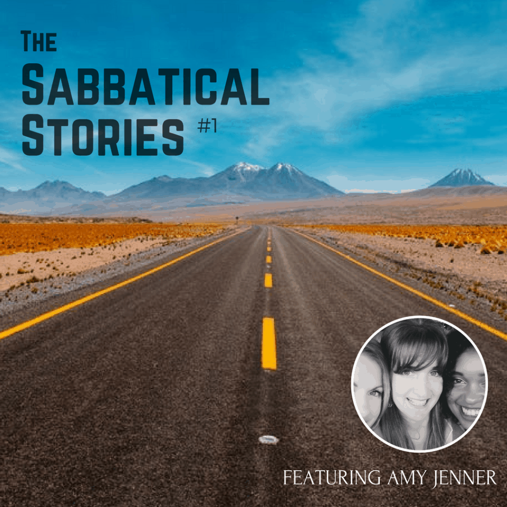 Sabbatical Stories #1 Square