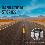 Sabbatical Stories #1 | An Interview with Amy Jenner