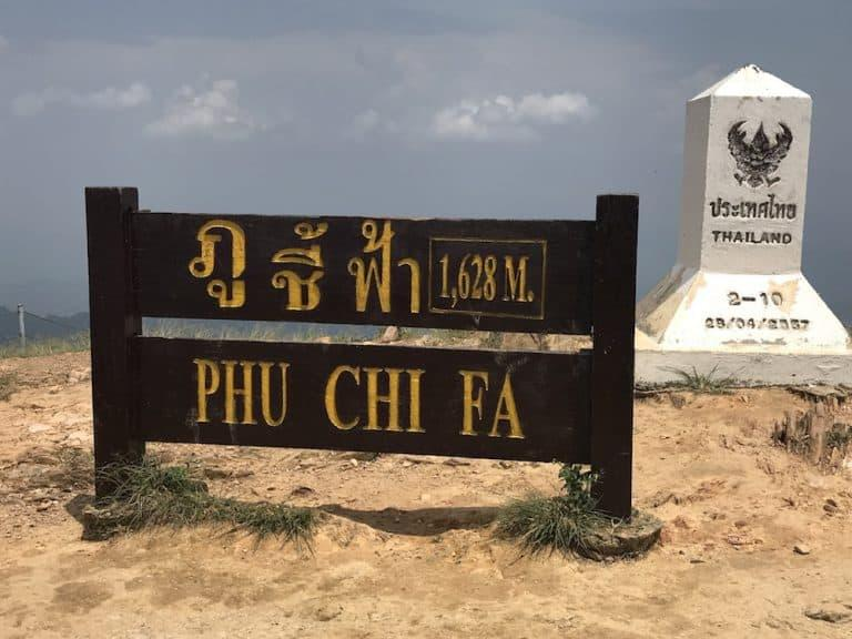 Phu Chi Fa | A Road Trip to Find the Ultimate Sunrise