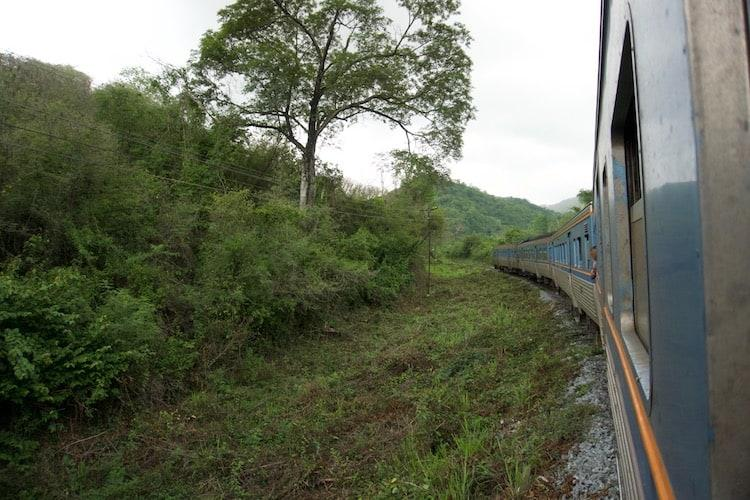 how to get to khao yai national park from ayutthaya