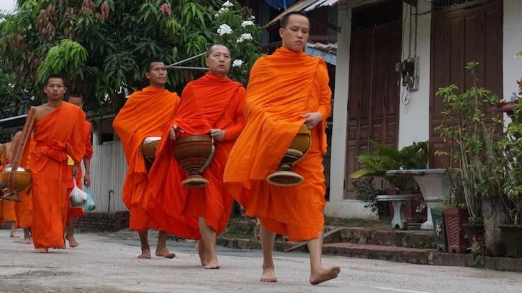 Things To Do in Luang Prabang - Watch Alms Giving