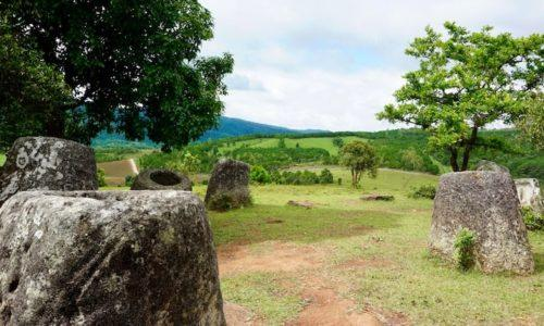Best Places to Visit in Laos | Plain of Jars
