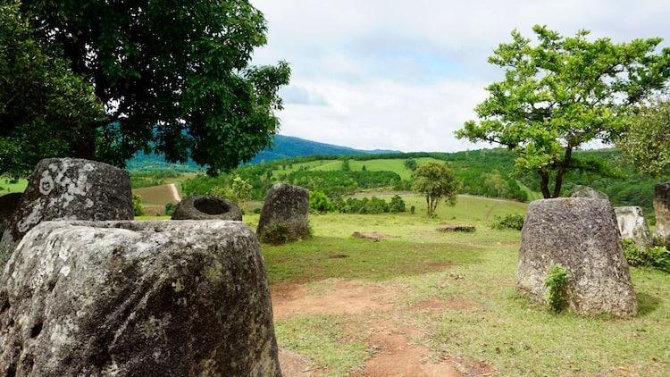 Best Places to Visit in Laos | Plain of Jars