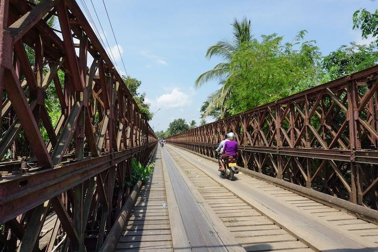 Old Bridge - Luang Prabang