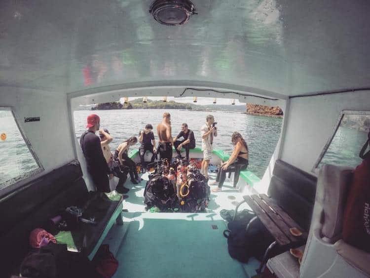 Three Month Sabbatical Ideas - Divemaster Training