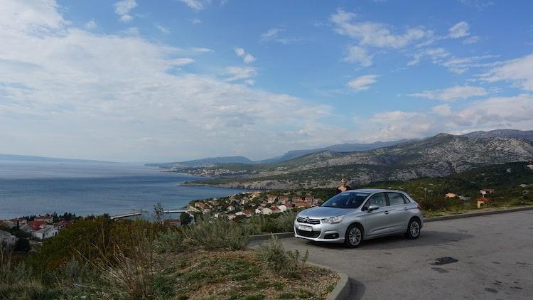 Croatia Road-Trip Hire Car