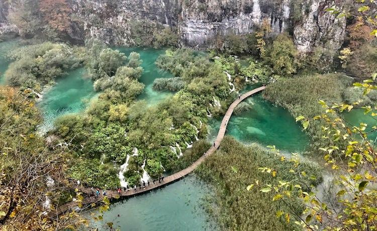 Croatia Road Trip: Plitvice National Park