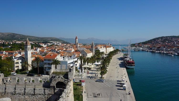 Croatia Road Trip - Trogir