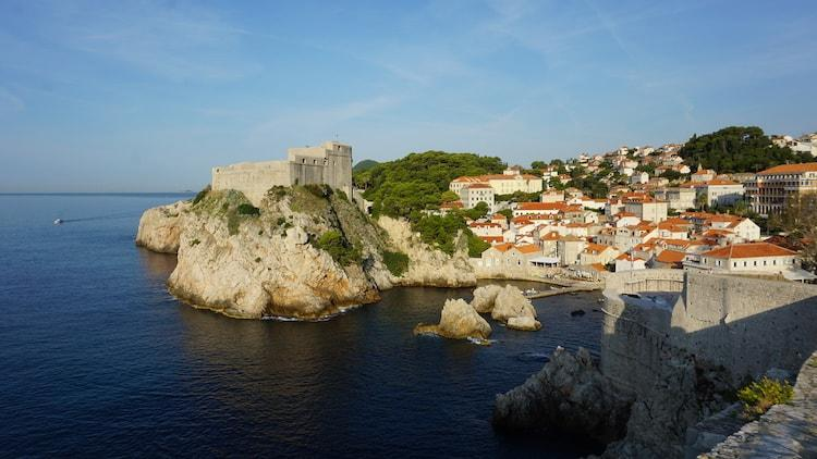 Dubrovnik - the 'classic' view